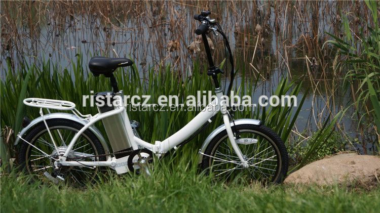 china new model cheap nice wholesale amazing folding electric bike with lithium battery RSEB636