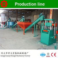 ISO Certificate wood sawdust charcoal briquette machine/charcoal making machine