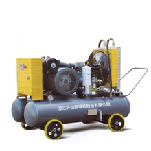 Kaishan LGJY-3.0/7 electric portable screw air compressor for mining drilling rig