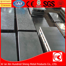 Very cheap price flat galvanized sheet metal 0.4mm thickness