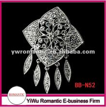 crystal rhinestone brooch making supplies