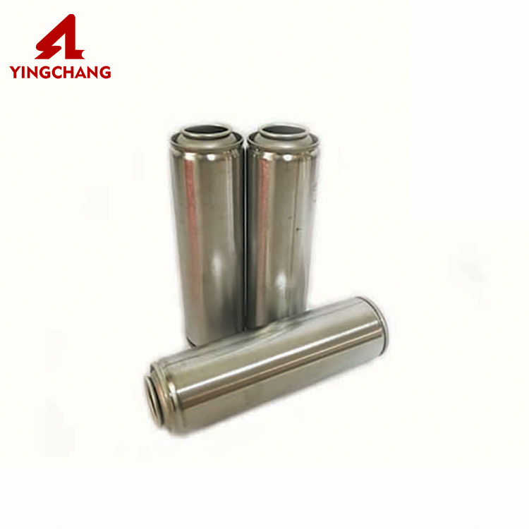 Manufacture printed small metal aerosol tin can