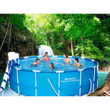 Wholesale best quality exciting metal frame swimming pool