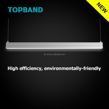 0~10v dimmable 5 years warranty 50000hrs rated lifespan cost effective ul/dlc led linear light 115lm/w 40w 4ft