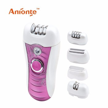 2016 Rechargeable 4 In 1 8 Hours Charge Lady Epilator