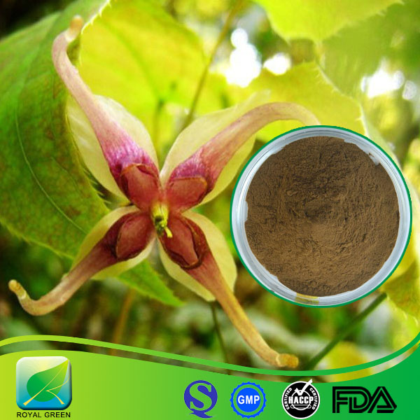 100% Pure Natural Epimedium Extract 5% 10% 20% 50% 60% 70% 80% 98% Icariin Powder