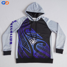 Design your own custom pullover sportswear hoodie printing