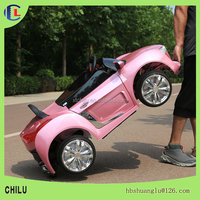 good quality small car custom kids toy ride on cars electric toys supplier