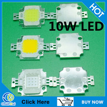 Wholesales 10w high power led red green blue white yellow warm white