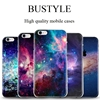 The Aurora Starry Sky Design Cell Phone Case for iPhone 5 5s 6 6s plus phone case cover for samusng galaxy s6 s7 edge j2 j5 j7