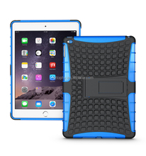 Shatterproof Kickstand Case Kid's Tablet Stand Cover Car Holder For iPad Air 2/For ipad 6