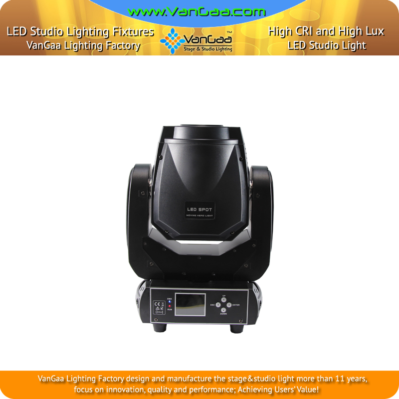 Factory Supplier Disco Light 90W LED Spot Moving Head Club DJ OEM