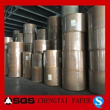 CHENGTAI paper cup raw material with double or single side pe coating