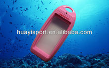 Fashion silicone custom waterproof case for Iphone