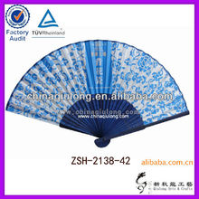 Bamboo Made Handicrafts Personalized Folding Fans Wholesale