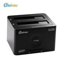 Popular USB 3.0 To SATA Dual All In 1 Hdd Docking Station Driver
