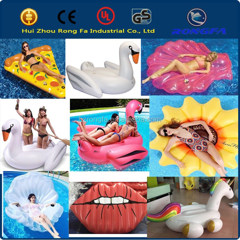 Factory Directly Wholesale EN71 SGS Giant Fruit Swimming Ring Inflatable Cherry Adult Swimming Pool Float