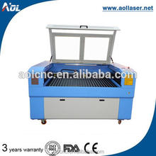 Useful wood denim jeans and acrylic laser engraving machine price is very low