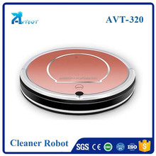 Rechargeable easy home robot cordless sweeper rainbow vacuum cleaner