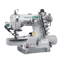 New GDB -600 Direct Drive Cylinder Bed interlock flat lock industrial sewing machine with auto trimmer