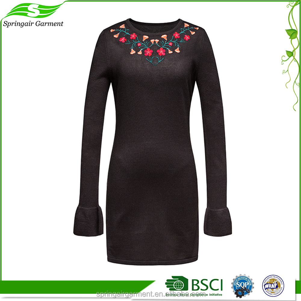 Excellent quality ladies without photos design sexy girl dress