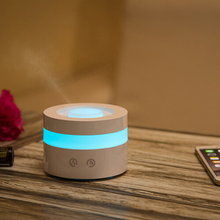 Colorful led usb aroma diffuser/aroma scent diffuser/light wood diffuser