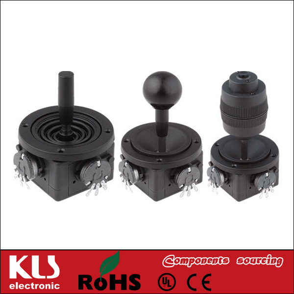 Good quality 2-axis potentiometer joystick UL CE ROHS 10