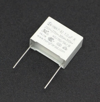 MKP62B MKD Metallized polypropylene film interference suppression capacitor