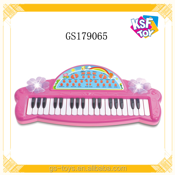 Musical Instrument Toy Electronic Organ Battery Operated Keyboard
