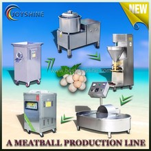 Hot selling in Spain simply operation beef meatball processing machine