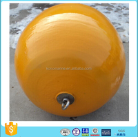 Selling Mooring Buoys with spraying coating