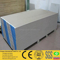 Standarded paper faced gypsum ceiling board making machine