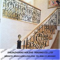 Wrought Iron Ornaments Iron Scrolls Cast Leaves Rosettes Balusters For Luxury Wrought Iron Staircases. Step Handrails