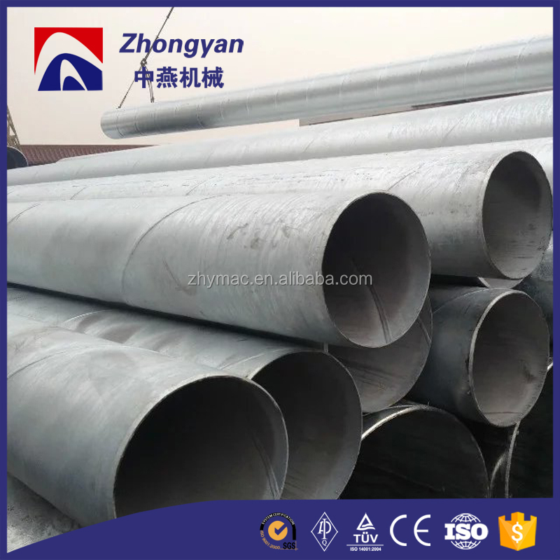 2 inch galvanized pipe gi pipe tube specifications for pipe railing building materials
