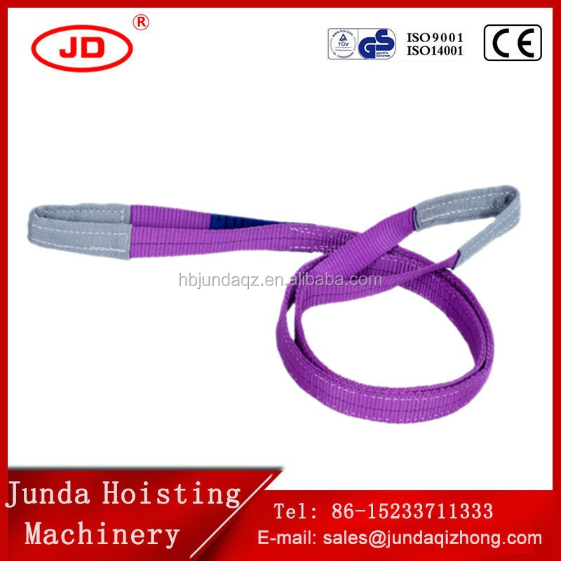 Factory supplier Super quality lifting belt crane sling