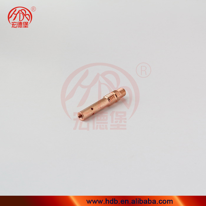 Mig contact tip for 350A weilding torch