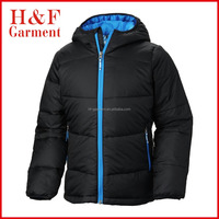 Water Resistant Boys Winter Jacket With