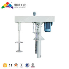 Paint Multi-tanks Platform Disperser Mixing Machine