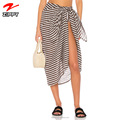 Hot Selling Women Summer Striped Beach Sarong