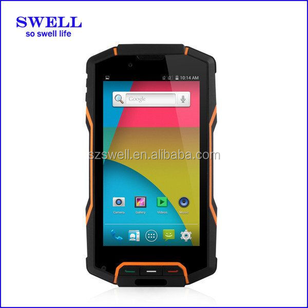 OTG 4G rugged phone with whatsapp HG04 from SWELL OTG support rugged nfc WiFi touch screen mobile themes