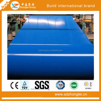 high quality ppgi color gi zinc coated steel coil for roofing sheet from China