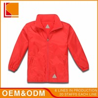 Plus Light Polyester Waterproof Jacket For
