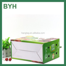 fruit/ vegetable packaging paper box cardboard boxes for cookies sweet cardboard packaging box