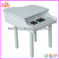 2015 hot sale wooden toy piano for kids, popular wooden piano toy and children wooden toy piano with factory price W07C014-S