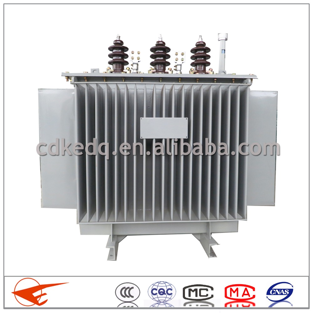 China 10KV S11 Series Oil-immersed Transformer power transformer price high voltage transformer manufacture
