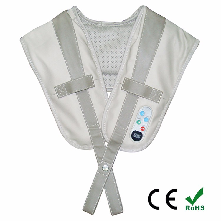Neck Shoulder Massage Belt/ Back Pain Relief Massage Belt