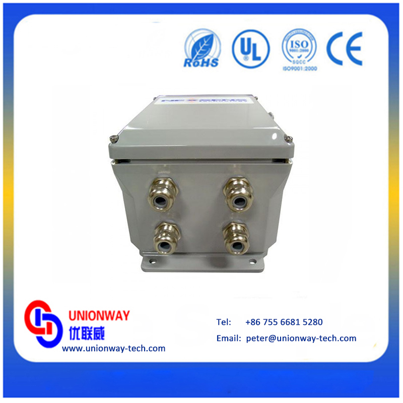 High quality IP65 Standard Metal Enclosure/ABS plastic electronic power supply Box