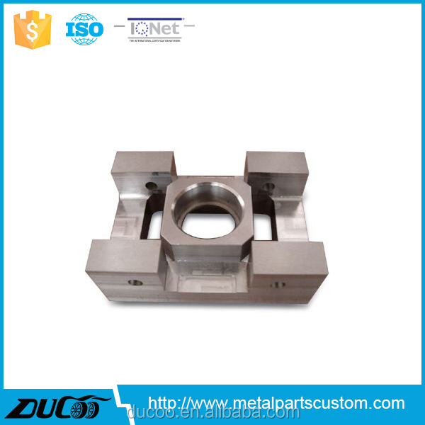CNC metal die casting iron parts with direct metal laser sintering