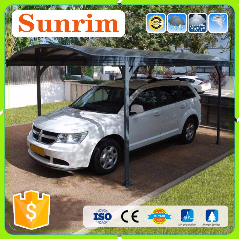 Easy to assemble outdoor gazebo canopy used metal carports sale