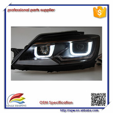 Replacement for VW Lamando Aftermarket Spare Parts 2015 halogen projector Led Front Headlight
